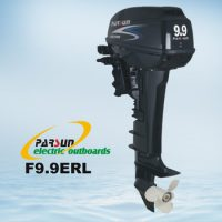 H9.9HP Parsun 4 Stroke Electric Outboard